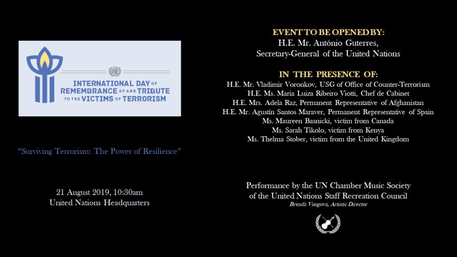 UN Chamber Music Society of the United Nations Staff